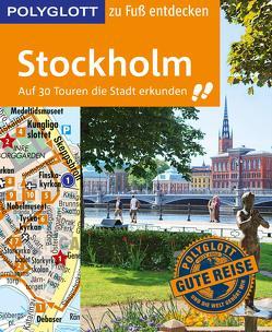 POLYGLOTT Reiseführer Stockholm zu Fuß entdecken von Reelfs,  Peter