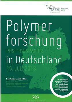 Polymerforschung in Deutschland