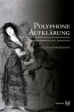 Polyphone Aufklärung. von Gronemann,  Claudia