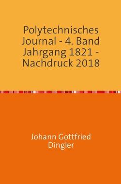 Polytechnisches Journal von Dingler,  Johann-Gottfried
