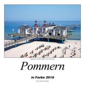 Pommern in Farbe 2016