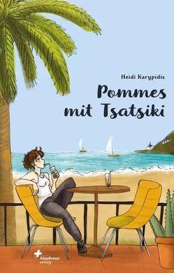 Pommes mit Tsatsiki von Karypidis,  Heidi