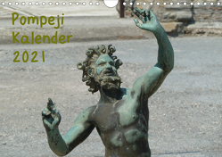 Pompeji-Kalender (Wandkalender 2021 DIN A4 quer) von Weimar,  Vincent