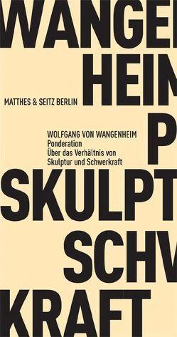 Ponderation von von Wangenheim,  Wolfgang