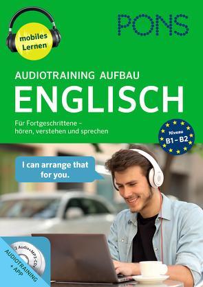 PONS Audiotraining Aufbau Englisch von PONS GmbH