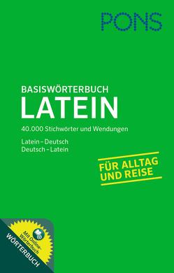 PONS Basiswörterbuch Latein