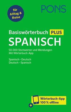 PONS Basiswörterbuch Plus Spanisch