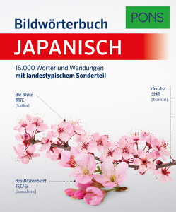 PONS Bildwörterbuch Japanisch