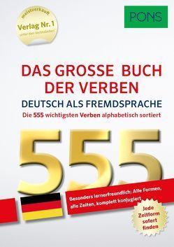 PONS Das große Buch der Verben Deutsch als Fremdsprache
