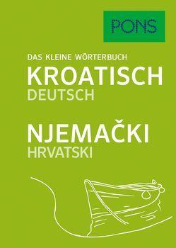 PONS Das kleine Wörterbuch Kroatisch