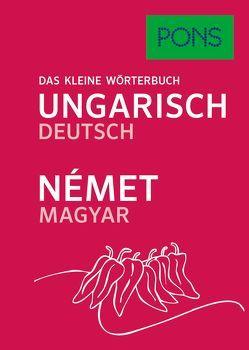 PONS Das kleine Wörterbuch Ungarisch