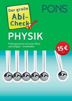 PONS Der große Abi-Check Physik