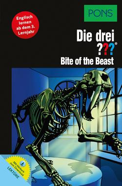 PONS Die drei ??? – Bite of the Beast