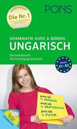 PONS Grammatik kurz & bündig Ungarisch