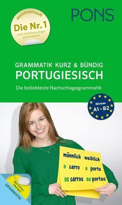 PONS Grammatik kurz & bündig Portugiesisch
