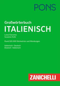 PONS Großwörterbuch Italienisch