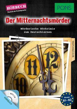 PONS Hörkrimi Deutsch – Der Mitternachtsmörder