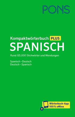 PONS Kompaktwörterbuch Plus Spanisch