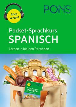 PONS Pocket-Sprachkurs Spanisch