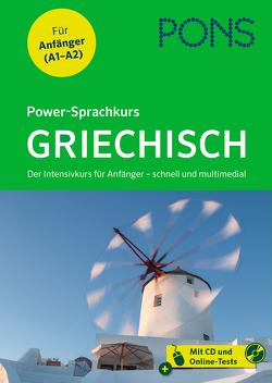 PONS Power-Sprachkurs Griechisch