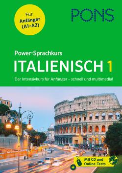 PONS Power-Sprachkurs Italienisch 1