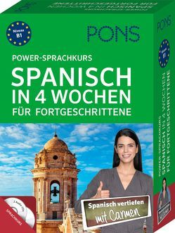 PONS Power-Sprachkurs Spanisch für Fortgeschrittene