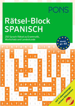 PONS Rätsel-Block Spanisch