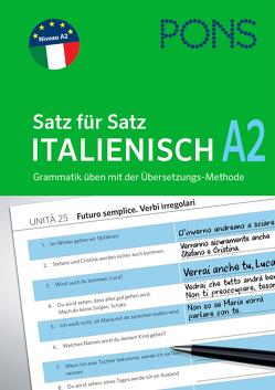 PONS Satz für Satz Italienisch A2