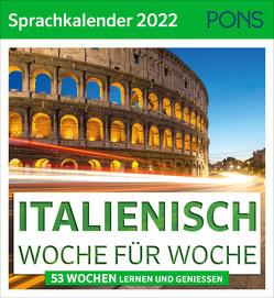 PONS Sprachkalender 2022 Italienisch