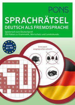 PONS Sprachrätsel Deutsch als Fremdsprache