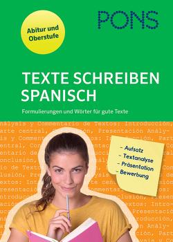 PONS Texte schreiben – Spanisch