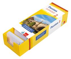 Pontes 2 Gesamtband (ab 2020) – Vokabel-Lernbox zum Schulbuch 2. Lernjahr