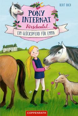 Pony-Internat Kirschental (Bd. 1) von Bach,  Berit