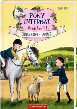 Pony-Internat Kirschental (Bd. 2) von Bach,  Berit, Vogel,  Heike