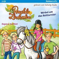 Ponyclub Löwenzahn (1). Wirbel um das Reitturnier von Duda,  Solveig, Hoßfeld,  Dagmar