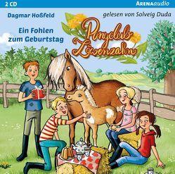 Ponyclub Löwenzahn (2). Ein Fohlen zum Geburtstag von Duda,  Solveig, Hoßfeld,  Dagmar