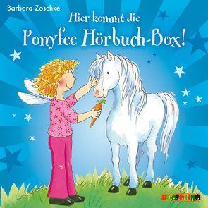 Ponyfee Hörbuch-Box von Platz,  Jeannine, Zoschke,  Barbara