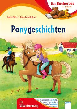 Ponygeschichten von Kühler,  Anna-Lena, Mueller,  Karin