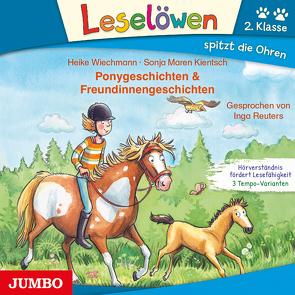 Ponygeschichten & Freundinnengeschichten von Reuters,  Inga, Wiechmann,  Heike