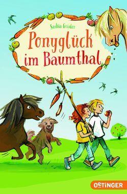 Ponyglück im Baumthal von Fahrnländer,  Beate, Geisler,  Saskia