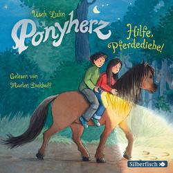 Ponyherz 11: Hilfe, Pferdediebe! von Diekhoff,  Marlen, Luhn,  Usch