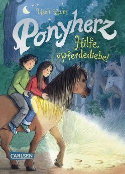 Ponyherz 11: Hilfe, Pferdediebe! von Harvey,  Franziska, Luhn,  Usch