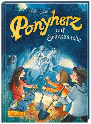 Ponyherz 15: Ponyherz auf Schatzsuche von Harvey,  Franziska, Luhn,  Usch