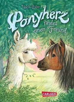 Ponyherz 16: Ponyherz findet einen Freund von Harvey,  Franziska, Luhn,  Usch