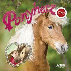 Ponyherz 2019 Wandkalender von Harvey,  Franziska, Luhn,  Usch