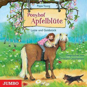 Ponyhof Apfelblüte [3] von Leuchtmann,  Christiane, Young,  Pippa
