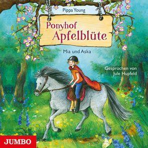 Ponyhof Apfelblüte [5] von Hupfeld,  Jule, Young,  Pippa