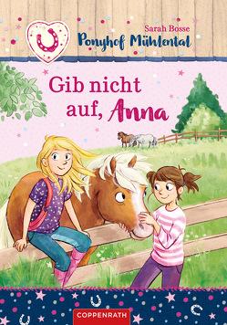 Ponyhof Mühlental (Bd. 3) von Bosse,  Sarah, Ionescu,  Cathy