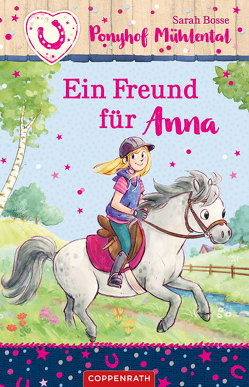 Ponyhof Mühlental (Bd. 4) von Bosse,  Sarah, Ionescu,  Cathy