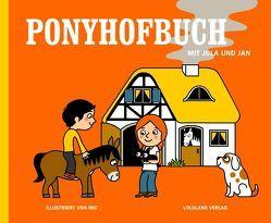Ponyhofbuch von Mic,  Mic